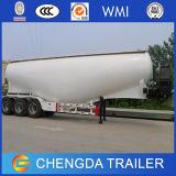 판매를 위한 3배 차축 시멘트 창고 부피 탱크 트레일러