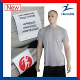昇華TシャツのカスタムTシャツの速い乾燥したTシャツ