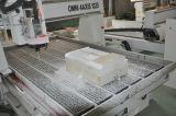 Hölzerner Fräser CNC-kupfernes Messingaluminium für Cer