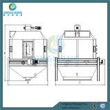 Máquina refrigerando do contracorrente superior do refrigerador da pelota da alimentação da manufatura