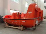 La lavorazione veloce della nave di soccorso di FRP, lancia di salvataggio di velocità veloce, tipo aperto digiuna nave di soccorso