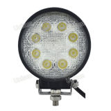 4inch Round 24W 8X3w LED fuori da Road 4X4 Work Light
