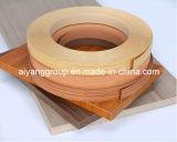 Bandas de borde del PVC del grado de los muebles de la fabricación/Lipping para la decoración
