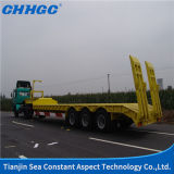 China Factory Tri-Axle 40FT Utility Low Bed Trailer