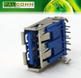 Qualität USB3.0 9pin Famale Verbindungsstück-Unterstützung Soem / ODM Service