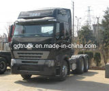 Sinotruck 그룹 32500dollar HOWO 덤프 트랙터 트럭