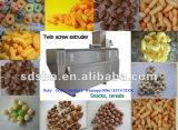 Máquina friável industrial do alimento de 2016 petiscos do milho