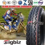 China Good Tubeless Rubber Motorcycle Tire 80 / 90-17