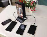 Chargeur multifonctionnel du café 2016 d'hôtel chaud de restaurant annonçant le fabricant de puissance