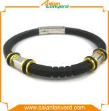 A annoncé le bracelet coloré de silicones de Whoiesale