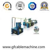 Linha de produção de formação de espuma química da máquina da extrusão de cabo