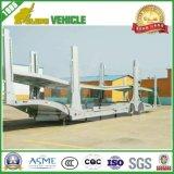 Reboque hidráulico do portador de carros do eixo 6-8 do caminhão de levantamento 2 Semi
