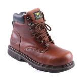Ботинки безопасности Welted резиновый Outsole хорошего года/обувь работы