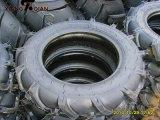Kleiner Traktor ermüdet 5.00-12 kleine Gummireifen der Maschinen-R1, die Maschinen-Reifen Mikro-Bewirtschaften