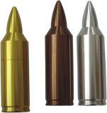 Gewehrkugel-Form-Metall-USB-Blitz-Laufwerk 1GB 2GB 4GB 8GB 16GB