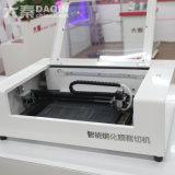 Автомат для резки пленки сотового телефона лазера для мелкия бизнеса