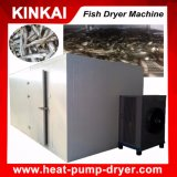 Het Dehydratatietoestel van de Vissen van het Recycling van de hete Lucht/de Industriële Drogende Machine van Vissen