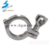Valve Casting in acciaio inox personalizzati su misura di precisione CNC tubo di blocco Collegamento