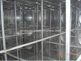 Réservoir de traitement des eaux d'acier inoxydable