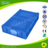 Caixas plásticas de alta qualidade do molde da fábrica