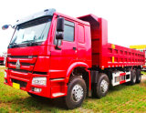 De Kipwagen van de Vrachtwagen van de Kipper van de Vrachtwagen van de Stortplaats van Sinotruk HOWO 8X4