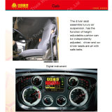 Sinotruk HOWO A7 6X4 420HP Traktor-LKW für Schlussteil