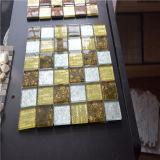 mosaico di vetro di 300X300mm per le mattonelle della piscina, mattonelle di mosaico di Mescolare-Colore
