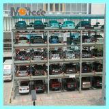 Вертикальный подъем стоянкы автомобилей головоломки системы Bdp стоянкы автомобилей гидровлический автоматический