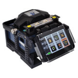 Alk-88 4 Motors Automatic Splicing and Heating Optical Fiber Fusion Splicer