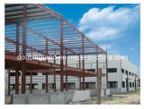 Edificio ligero de Insustrial de la estructura de acero/fábrica de acero