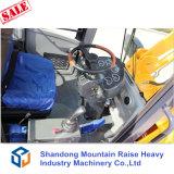 El mejor cargador Radlader de la rueda del compacto 2tons del precio con el sistema hydráulico