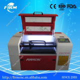 プラスチック、木、MDFのアクリル、ガラスのための最もよい価格レーザー機械FM5030 40W