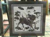 이란 화강암 조각 장비