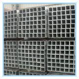 Pipe en acier soudée carrée d'ASTM