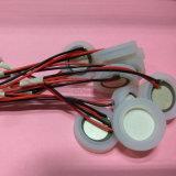 Atomizador de alta freqüência do humidificador ultra-sônico do Nebulizer com anel de borracha