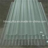 고품질 FRP 투명한 섬유유리 지붕 장 위원회