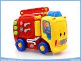 아이를 위한 전기 소방차 교육 장난감