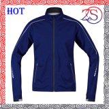 Breathable водоустойчивая высокая куртка Softshell видимости