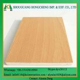 La melamina de la prueba del agua o HPL hizo frente a la madera contrachapada para los muebles