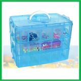 Casella di memoria di plastica all'ingrosso del giocattolo