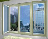Roomeye 열 틈 알루미늄 여닫이 창 Windows 또는 에너지 보존 Aluminum&Nbsp; &Nbsp; 여닫이 창 Windows (ACW-041)