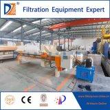 Dazhang давление камерного фильтра 1250 серий автоматическое для крася обработки сточных вод