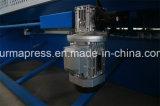Machine de Om metaal te snijden van het Elektrische Blad van Nc van QC12y-12*3200 Scherende