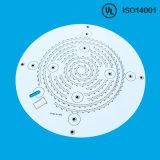 L'UL E344718 choisissent la carte de MCPCB latérale DEL