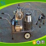 암소 이동할 수 있는 젖을 짜는 기계 진공 펌프 젖을 짜는 기계