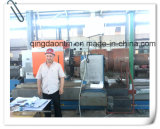 Torno de pulido horizontal grande del CNC de China para trabajar a máquina largo del eje (CG61200)