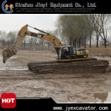 Amphibisches Excavator mit Undercarriage Pontoon Jyae-326