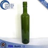 375ml深緑色のボルドーのワイングラスのびん(CHW8130)