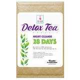 100% عضويّة عشبيّة [ولّنسّ] [دتوإكس] شاي نحيفة شاي [ويغت لوسّ] شاي (يطهّر ليلة شاي [28دي] نقائع)