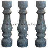 Естественные каменные гранит/мрамор/балюстрада песчаника/Onyx/система Baluster с перилами и поручнем